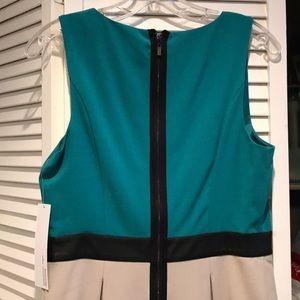 Kensie color block dress